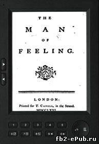 The Man of Feeling. Henry Mackenzie (Человек чувства. Генри Маккензи)
